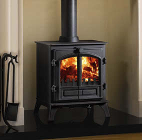 Riva Plus Midi Wood Burning Stoves & Multi-fuel Stoves