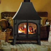 Stovax Stockton 11 Double sided Wood Burning Stove