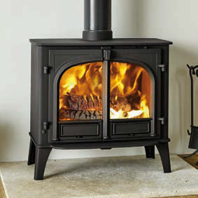 Stovax Stockton 11  Wood Burning Stove