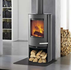 Termatech TT20R With LogStore Wood Burning Stove
