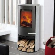 Termatech TT20RS With LogStore Wood Burning Stove