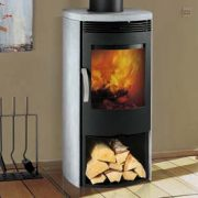 Termatech TT40S With LogStore Wood Burning Stove