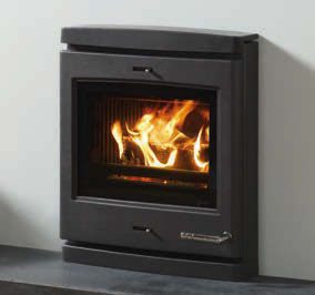 Yeoman CL8 Multi-fuel Inset Fire