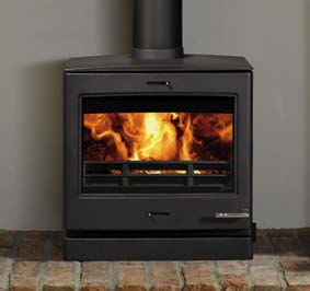 Yeoman CL9HB Multi-fuel Boiler Stove