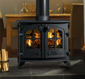 Yeoman Exe Wood & Multi-fuel Double Sided Stoves