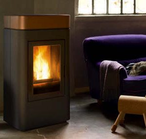MCZ Cap Natural Pellet stoves
