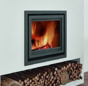 Mendip Christon 600  MultiFuel Stove