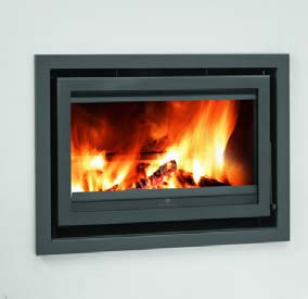 Mendip Christon 900 Flatline  MultiFuel Stove