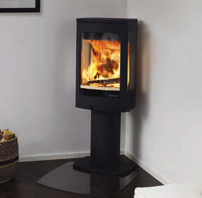 Nordpeis Duo 1 Wood Burning Stoves