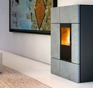 MCZ Stream Pellet stoves