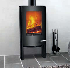Termatech TT20 STREAMLINE  Wood Burning Stove