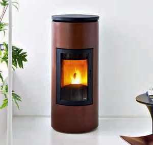 MCZ Tube Pellet stoves