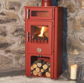 Chilli Penguin High & Mighty MultiFuel Stove