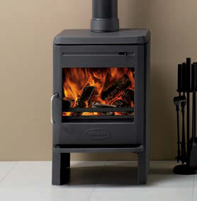 Dovre Astroline 350CB Wood Burning Stove