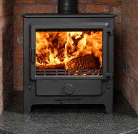 Merlin Slimline Plus MultiFuel Stove