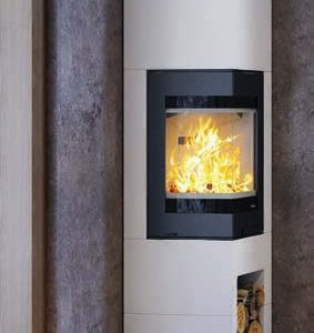 Nordpeis S-31A Wood Burning Fires