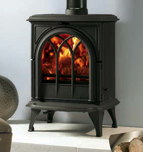 Huntingdon 28 MultiFuel Stove