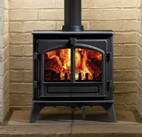 Riva Plus Medium Wood Burning Stoves & Multi-fuel Stoves