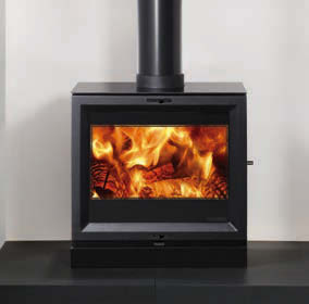 Stovax View 8 Wood Burning Stoves & Multi-fuel Stoves