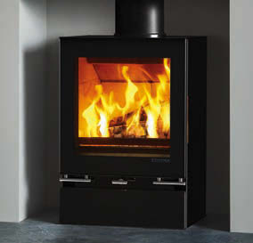 Stovax Vision Midi Wood Burning Stoves & Multi-fuel Stoves