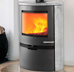 Termatech TT22HS  Wood Burning Stove