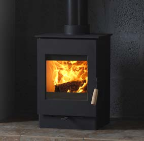 Burley Firecube Owston 9303 Wood Burning Stove