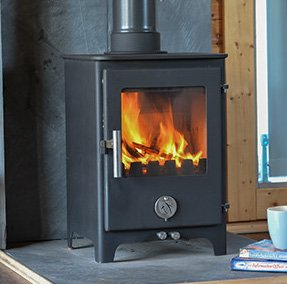 Chilli Penguin Short MultiFuel Stove