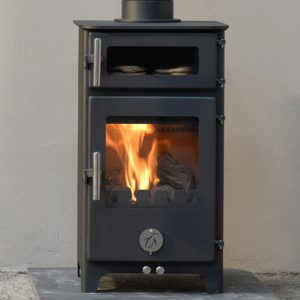 Chilli Penguin Hungry MultiFuel Stove