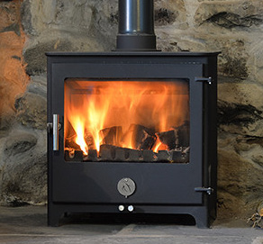 "Chilli Penguin ""8"" Wyth MultiFuel Stove"