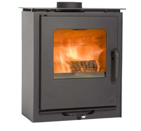 Mendip Sqabox Duo  MultiFuel Stove