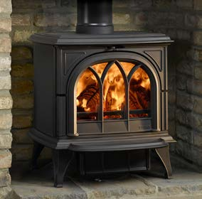 Huntingdon 30 MultiFuel Stove