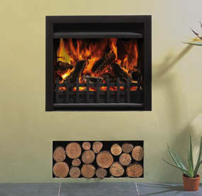 Stovax Riva 26 Traditional Open Fire Convector