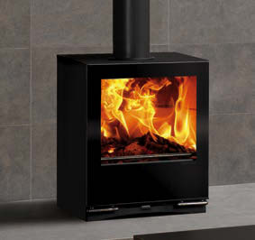 Stovax Vision Medium Wood Burning Stoves & Multi-fuel Stoves