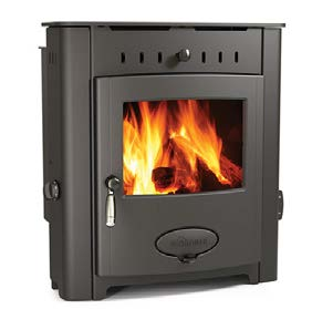 Stratford Ecoboiler 12HE inset MultiFuel Stove