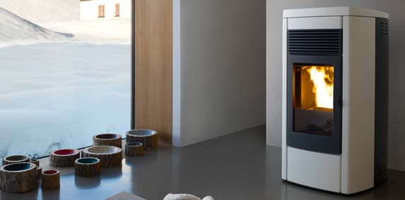 MCZ Star 201 Pellet stoves