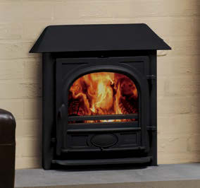 Stockton 7HBi High Output Inset Boiler Stove