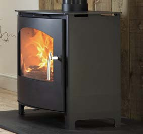 Mendip Churchill 10  MultiFuel Stove