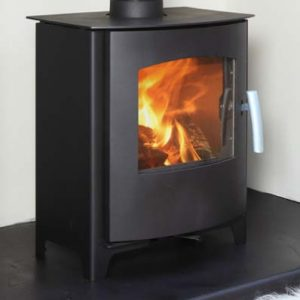 Mendip Churchill 5  MultiFuel Stove