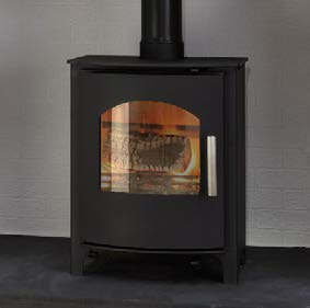 Mendip Churchill 8  MultiFuel Stove