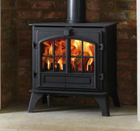Riva Plus Large Wood Burning Stoves & Multi-fuel Stoves