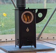Chilli Penguin Chilli Billi MultiFuel Stove
