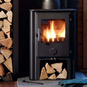 Chilli Penguin Chubby  MultiFuel Stove