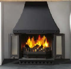 Dovre 1800 MultiFuel Stove