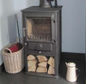 Merlin Midline Plus MultiFuel Stove