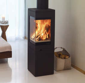 Nordpeis Quadro 3 Wood Burning Stoves