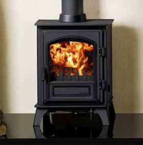 Riva Plus Small Wood Burning Stoves & Multi-fuel Stoves
